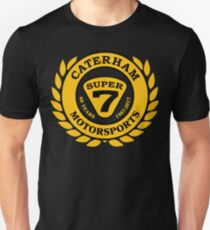 CATERHAM Motorsports 60 Years Super7 Unisex T-Shirt