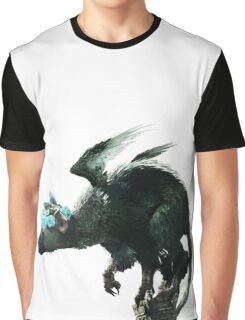 Trico Flower Crown (The Last Guardian) Graphic T-Shirt