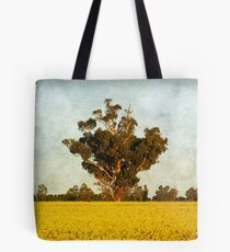 Canola at Grenfell Tote Bag