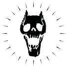 Stray Black Cat by Antihero