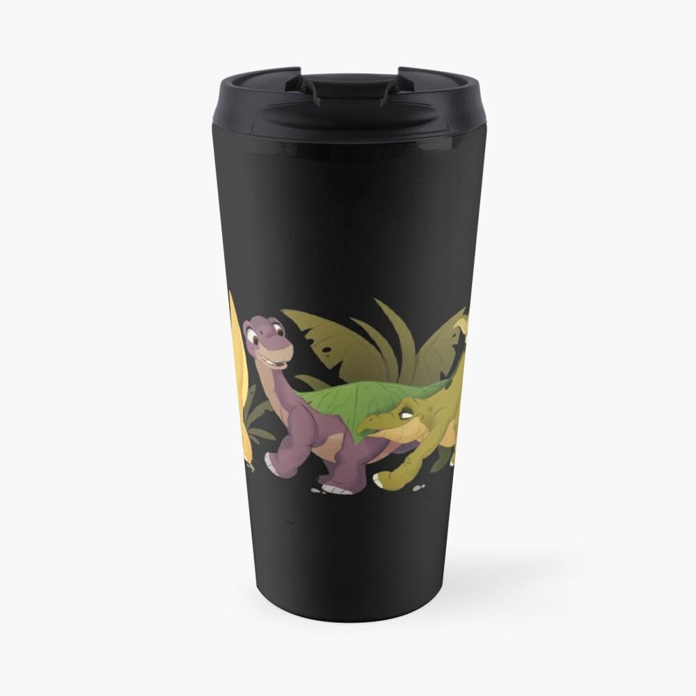 An Unlikely Herd Travel Mug