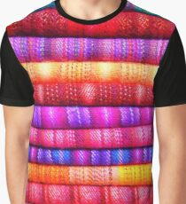 Colour  Graphic T-Shirt