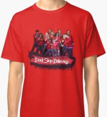Don't Stop Believing || Glee Classic T-Shirt