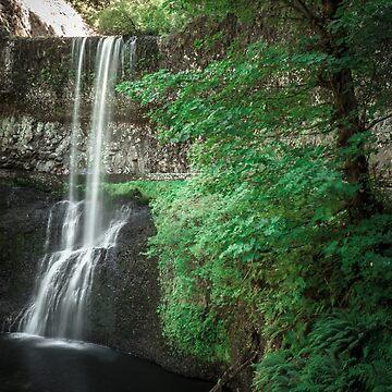 Silver Falls by babatim