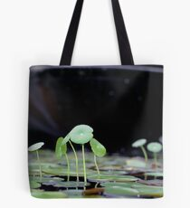 Lillypad Tote Bag