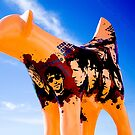 Lambanana and Blue Sky by Paul Reay