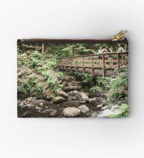 Triple Falls Bridge Studio Pouch