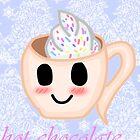 Kawaii Hot chocolate by mikistarlight