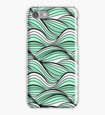 Mint thread iPhone Case/Skin