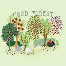 Food Forest by Diana-Lee Saville
