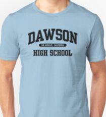Dawson High School (Black) Unisex T-Shirt