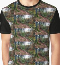 Pretty Afternoon Walk At Yeovil Somerset UK Graphic T-Shirt