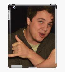 Matthew Supports Capitalism iPad Case/Skin