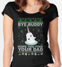 Bye buddy Women's Fitted Scoop T-Shirt