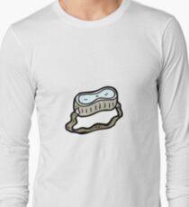 cartoon protective goggles Long Sleeve T-Shirt
