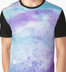 Amethyst watercolor Graphic T-Shirt