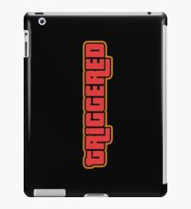 TRIGGERED (GTA - WASTED) iPad Case/Skin