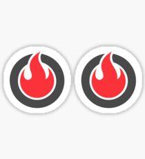 Inferno Sticker