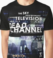 Dead Channel Graphic T-Shirt