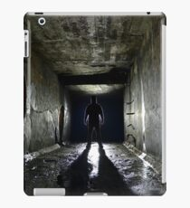 That HOODED Dude... iPad Case/Skin
