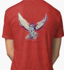 Bluebird Tri-blend T-Shirt