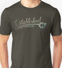 Established '49 Aged to Perfection Slim Fit T-Shirt