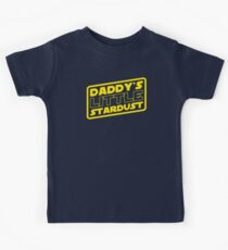 ROGUE ONE - Daddy's little Stardust (FRAMED) Kids Tee