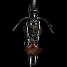 Black Indian Four by Frank Kletschkus
