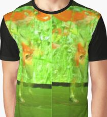 IN A FLOWER'S WORLD  Graphic T-Shirt