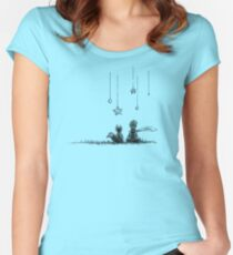 Le Petit Prince Women's Fitted Scoop T-Shirt