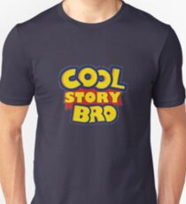 Cool Story Bro - Toy Story T-Shirt