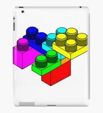 Colourful Lego Blocks iPad Case/Skin