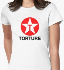 Torture Womens Fitted T-Shirt