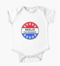 NEELIX FOR PRESIDENT Kids Clothes