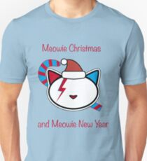 Meowie Christmas and Meowie New Year 2 T-Shirt