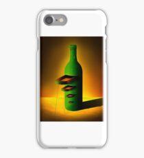 A Garrafa Verde. iPhone Case/Skin