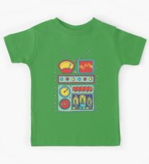 RetroBot Kids Clothes