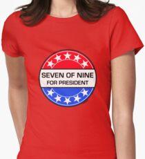 SEVEN OF NINE FOR PRESIDENT T-Shirt