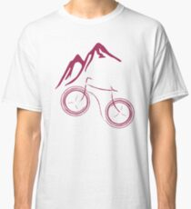 Montain bike Classic T-Shirt