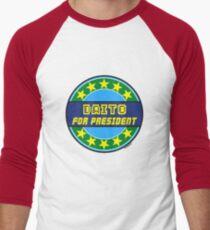 DAITO FOR PRESIDENT Men's Baseball ¾ T-Shirt