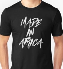 MADE IN AFRIKA Unisex T-Shirt