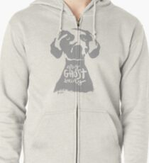 Grey Ghost Society : v2 Zipped Hoodie