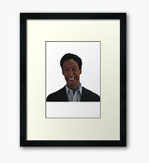 Abed  Framed Print