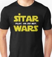 Funny Star Wars Sitar wars Unisex T-Shirt