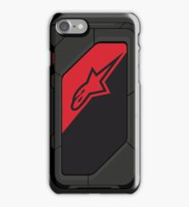 high tech Alpinestars case iPhone Case/Skin