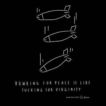 Bombing by carltoons