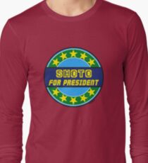SHOTO FOR PRESIDENT T-Shirt