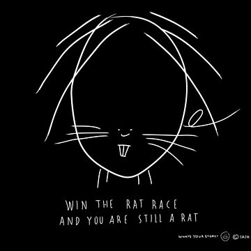 Ratrace by carltoons