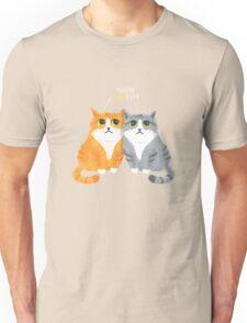 Purretty Kitties Unisex T-Shirt