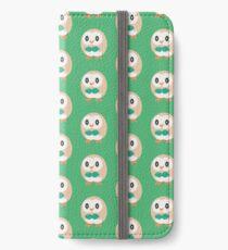 rowlet cutie! iPhone Wallet/Case/Skin